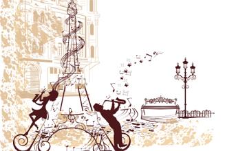 французские песни со словами слушать
